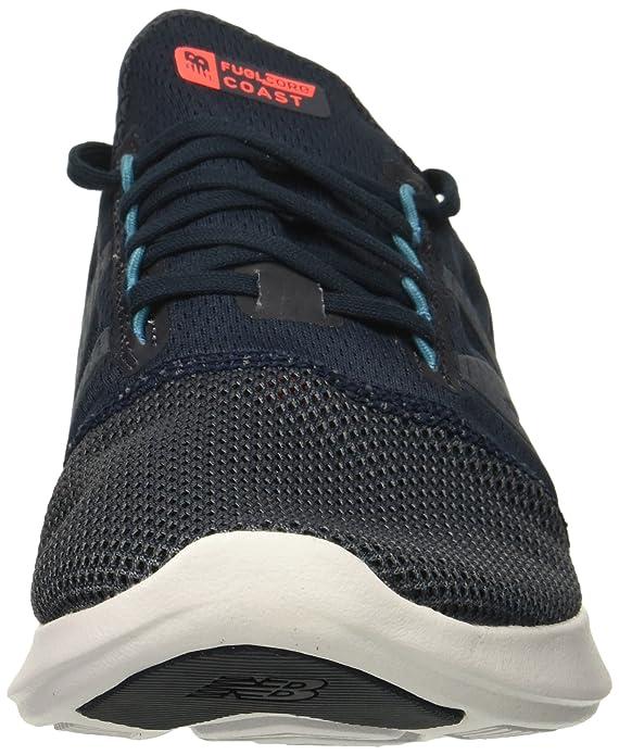 11e3668ddb526 Amazon.com | New Balance Men's Coast V4 FuelCore Athletic Shoe Running |  Road Running