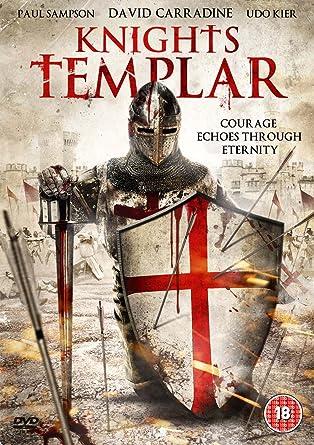 Knight's Templar [DVD]: Amazon co uk: Paul Sampson, David