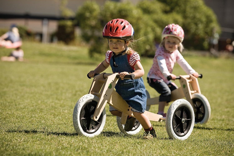 Wishbone 3 In 1 Original Bike Balance Bike Toys Games
