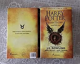 Harry Potter y el legado maldito: Amazon.es: J.K. Rowling