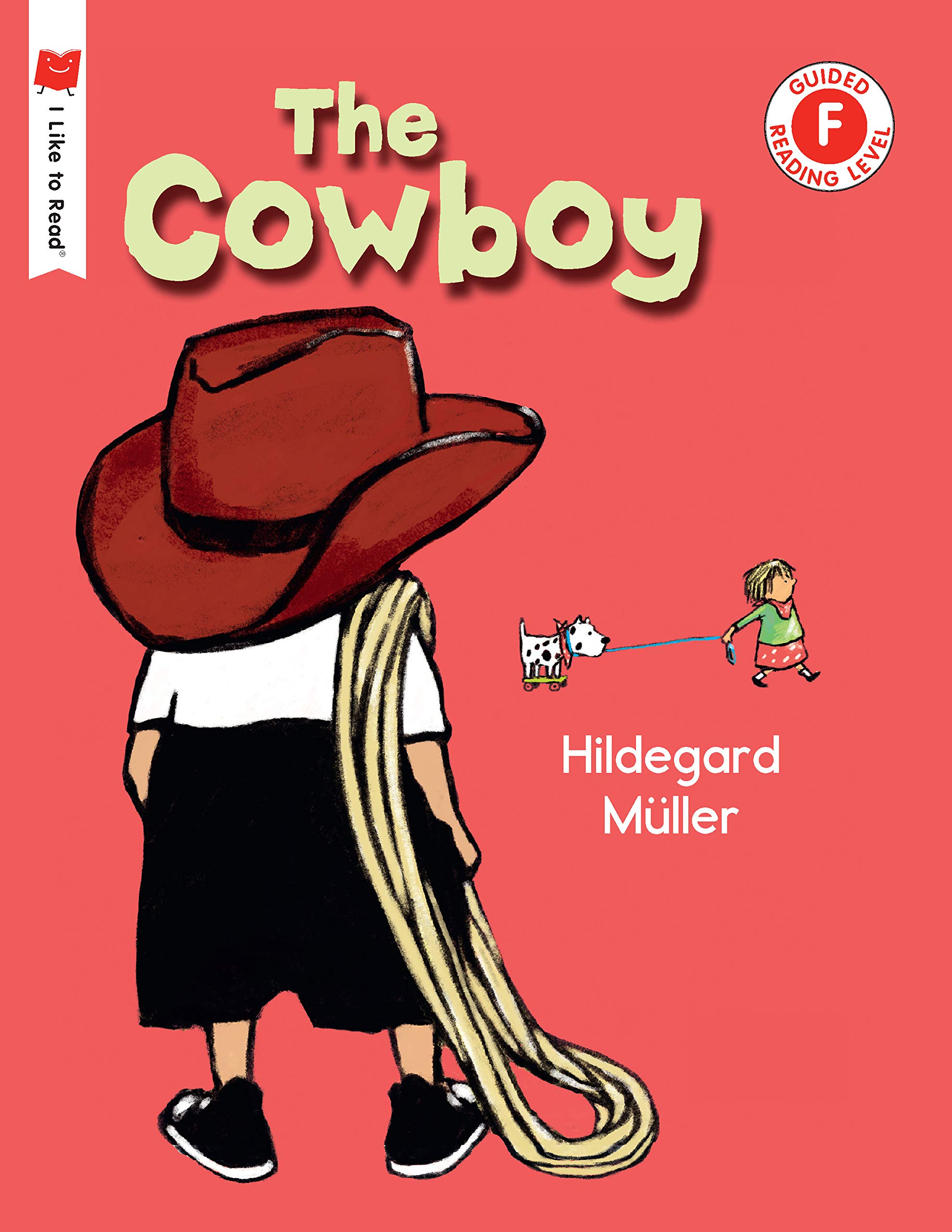 Download The Cowboy (I Like to Read) pdf