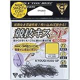 がまかつ(Gamakatsu) シングルフック T1 競技キススペシャル 8号 100本 68487