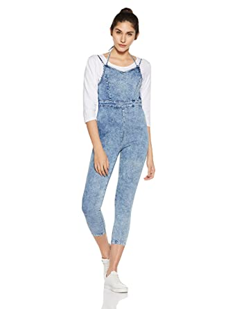f32086f9fd7e Forever 21 Women s Jumpsuit  Amazon.in  Clothing   Accessories