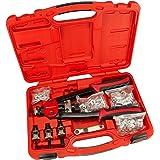 Haskyy® - Remachadora de tuercas Profi Heavy Duty, tijeras alicates remachadores para remaches ciegos, incluye…