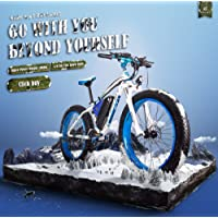RICH BIT RT022 1000W vélo électrique Smart e-Bike 48V*17Ah Li-Batterie