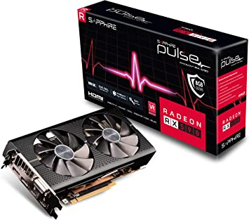 Amazon.com: Sapphire 11289-06-20G Radeon Pulse RX 590 ...