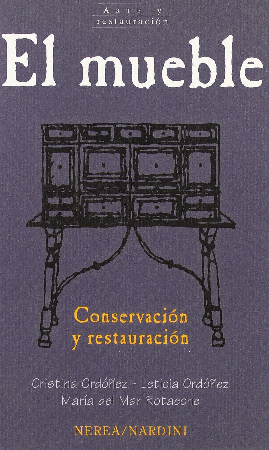 Mueble El Maria Del Mar Rotaeche Leticia Ordoez Cristina  # Muebles Ordonez