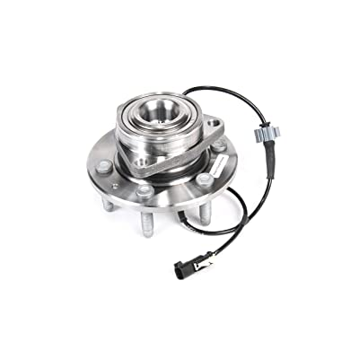ACDelco FW435 GM Original Equipment Front Wheel Hub and Bearing Assembly with Wheel Speed Sensor and Wheel Studs: Automotive