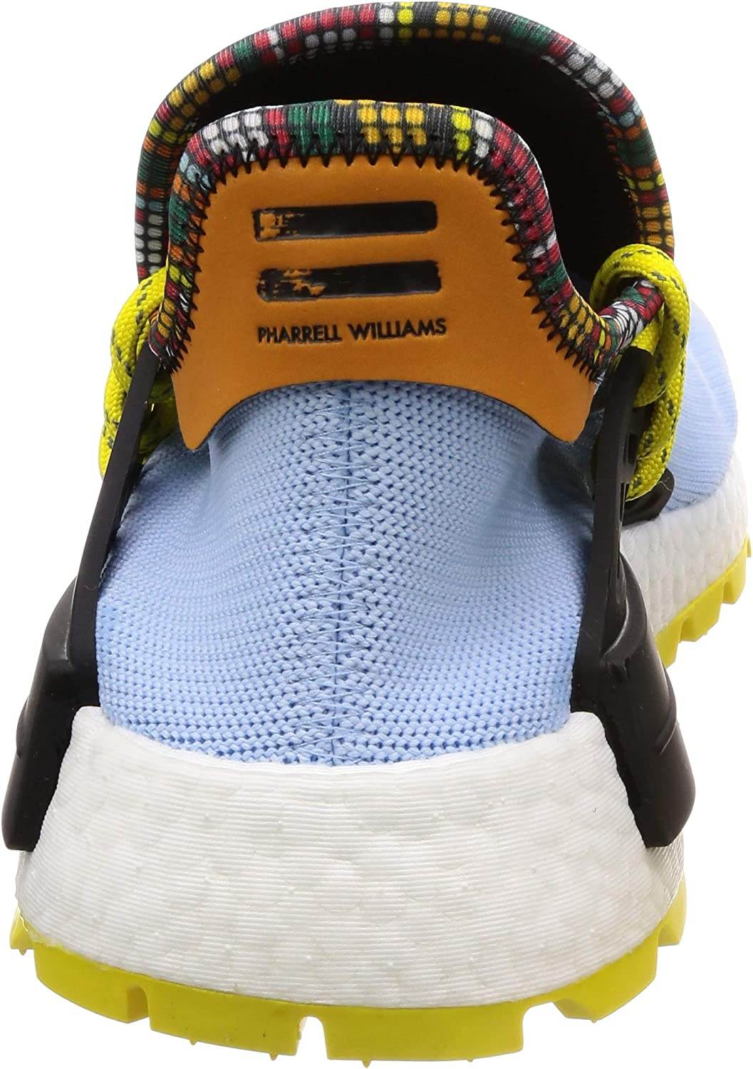 adidas Pharrell Williams Solar Human NMD EE7581 Bleu