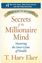 Secrets of the Millionaire Mind: Mastering the Inner Game of Wealth Hardcover