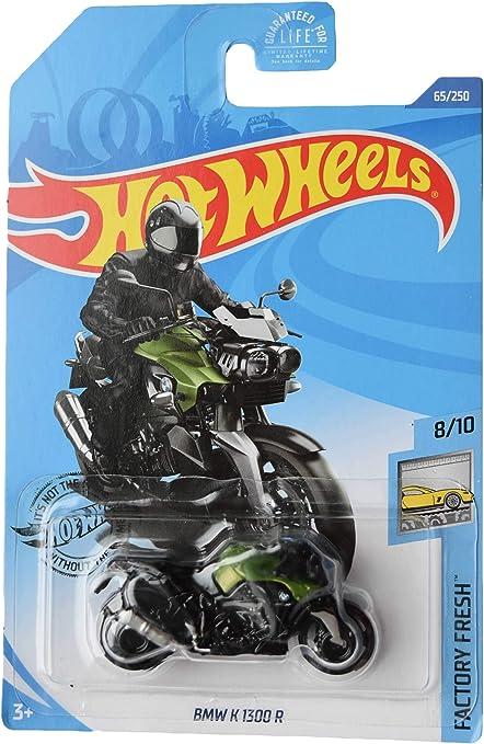 2015 HOT WHEELS BMW K 1300 R MOTORCYCLE #190