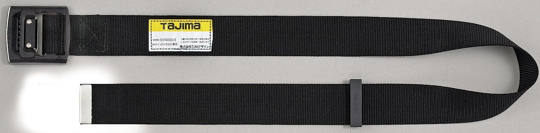 タジマ 安全帯 胴ベルトABM125 黒 長さ125cm ABM125-BK