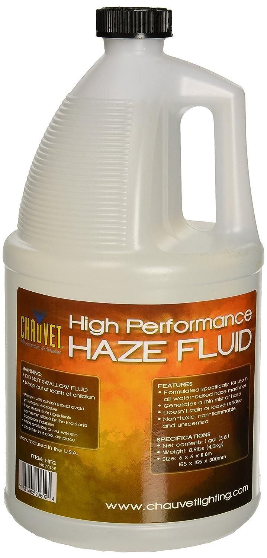 Chauvet Haze Fluid for Hurricane Haze 2 Chauvet Lighting HFG