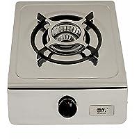 Nj-100sd Réchaud à gaz seul Brûleur Portable en acier inoxydable Traiteur 4.0kW d'intérieur