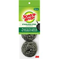 3CT Scotch-Brite Stainless Steel Scrubbers Deals