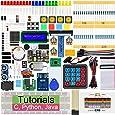 Freenove RFID Starter Kit for Raspberry Pi 4 B 3 B+ 400, 423-Page Detailed Tutorials, Python C Java Code, 204 Items, 53 Projects, Solderless Breadboard