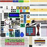Freenove RFID Starter Kit for Raspberry Pi 4 B 3 B+ 400, 423-Page Detailed Tutorials, Python C Java Code, 204 Items, 53…