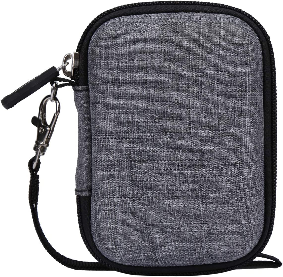 Aproca Hard Storage Travel Case for Logitech M535 / M335 Compact Bluetooth Wireless Optical Mouse (Gray)