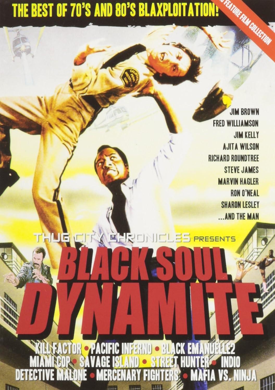 Black Soul Dynamite [Reino Unido] [DVD]: Amazon.es: Cine y ...