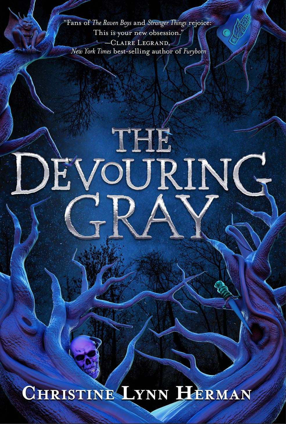 Image result for the devouring gray cover