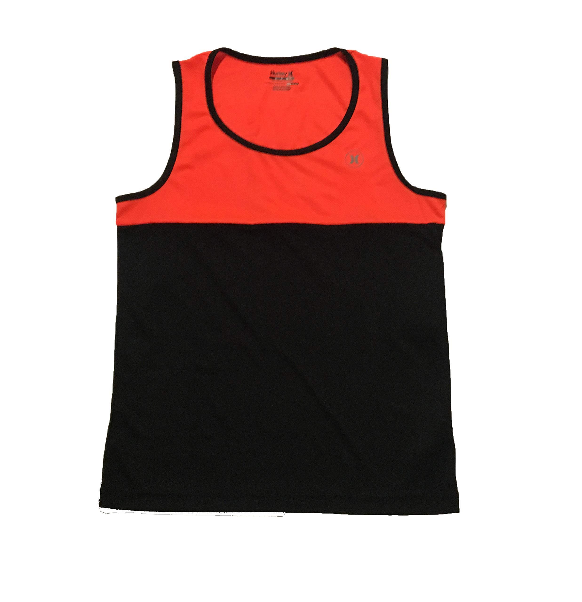 Hurley Boys Dri-Fit Tank Top Black Large (12-13 Years)