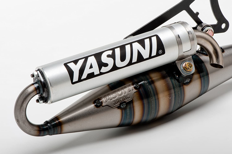 Aluminio Yasuni TUB901 Escape 2 Tiempos E5