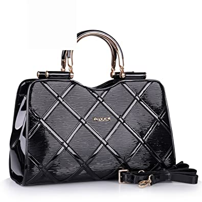 36a5a1c0d4d6 Shining4U 2016 new leather Quilted leather women handbags /bags ...