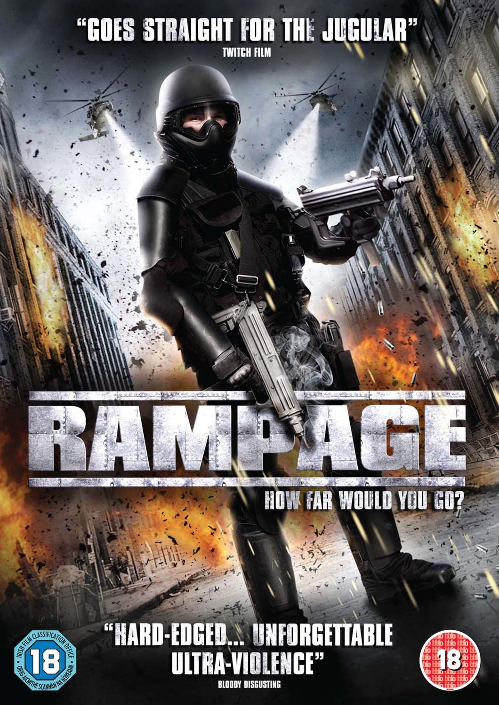 Amazon Com Rampage Dvd 2009 Movies Tv