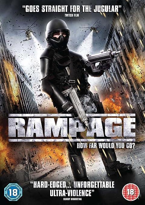 Rampage [DVD] [2009] [Reino Unido]: Amazon.es: Brendan Fletcher, Shaun Sipos, Uwe Boll, Brendan Fletcher, Shaun Sipos: Cine y Series TV