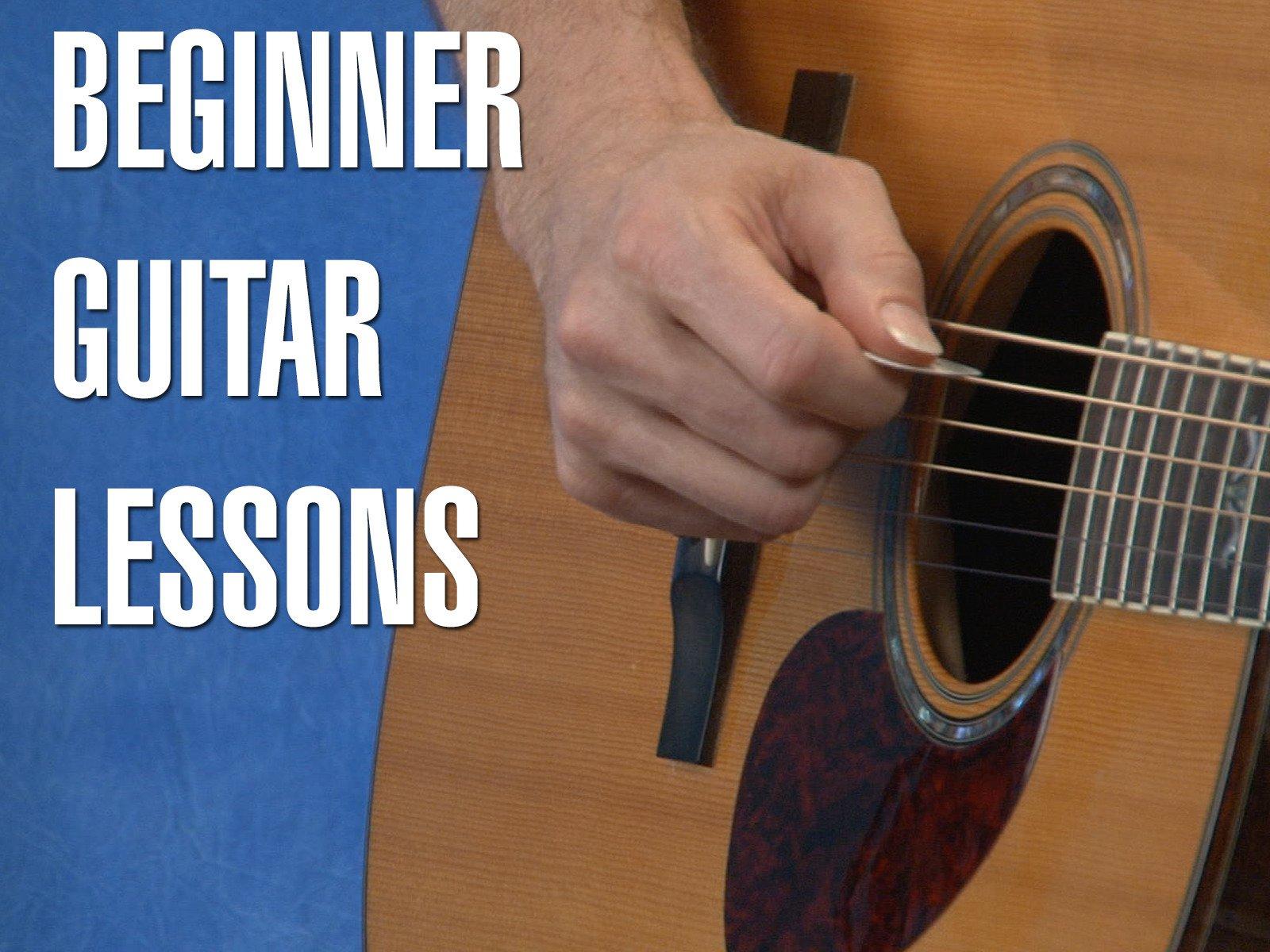 Amazon Beginner Guitar Lessons Peter Vogl Bert Casey Amazon