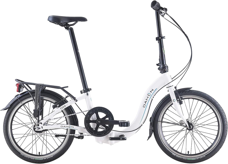 Dahon Ciao i7 - Bicicleta Plegable (7 velocidades, 20