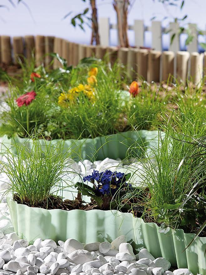 Royal Gardineer Bancal: Plantas de reborde & Césped borde deGlow ...