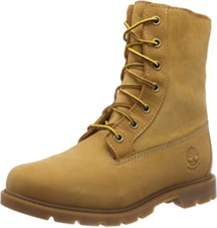 Timberland Fleece Waterproof Damen Teddy Boots Chukka Authentics tdsxhQrC