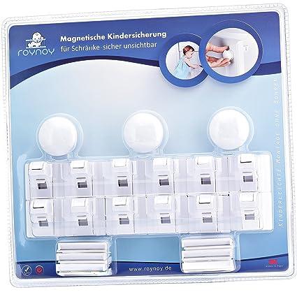 roynoy | 12+3 Set | Kindersicherung Schubladen und Schrank ...
