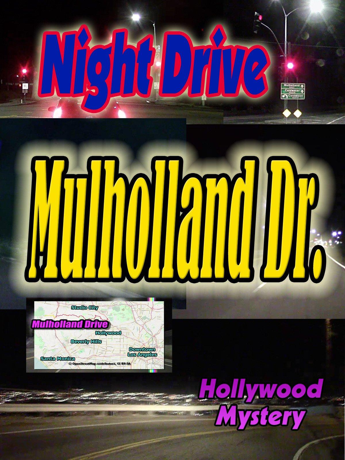 Amazon com: Watch Night Drive: Mulholland Drive ~ Eastward (6:43
