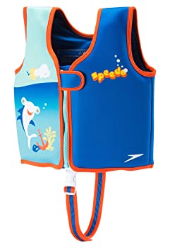 Speedo Begin to Swim Printed Neoprene Toddler Swim Vest