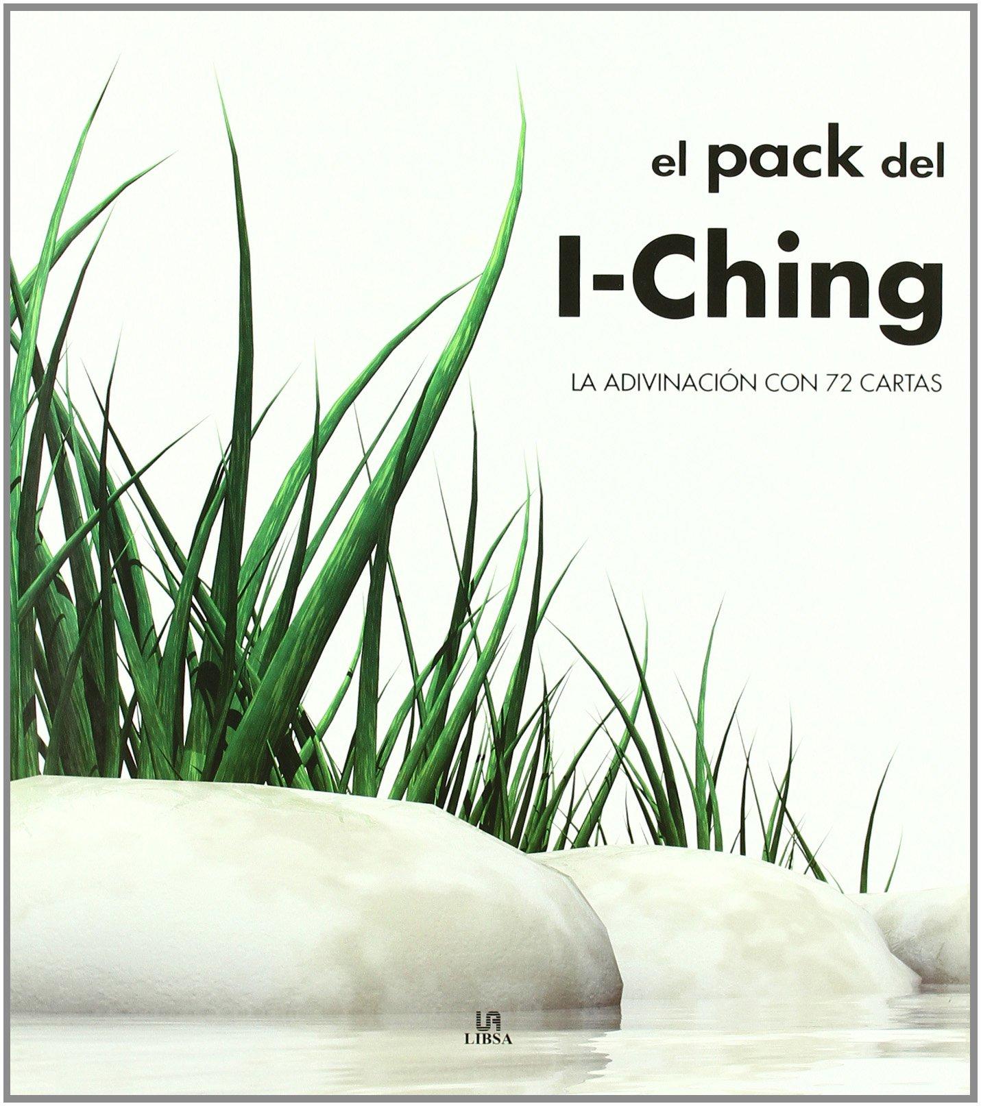 Read Online El pack del I-Ching / I-ching: La adivinación con 72 cartas / Divination With 72 Cards (Spanish Edition) PDF