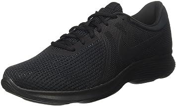 competitive price 48e9d a00b4 Nike Nike Revolution 4 Eu, Chaussures de Trail homme - Noir (Black   Black