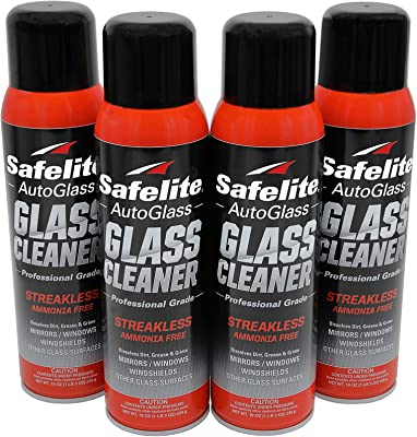 SafeliteAutoGlass Glass cleaner