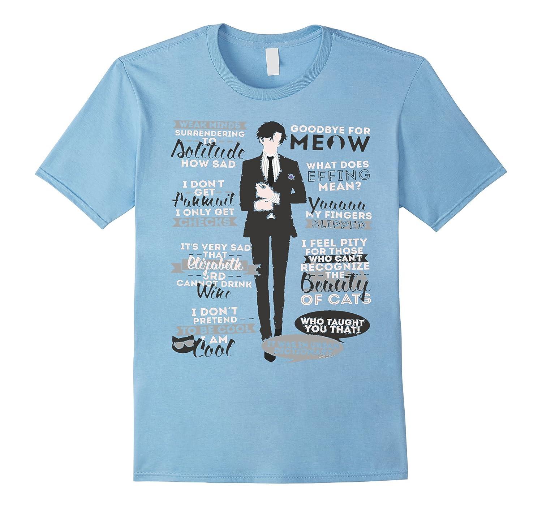 t shirt Sherlock Jumin is my Holmes boy quotes-BN