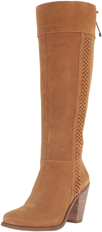 Jessica Simpson Women's Ciarah Winter Boot B01L0T7H64 9.5 B(M) US|Honey Brown