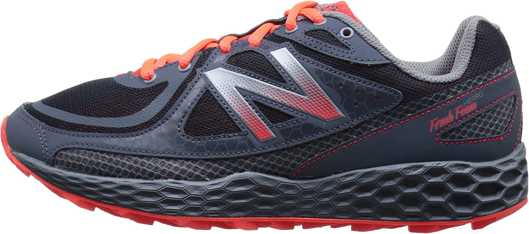 New Balance Running Mthier, Negro, 45M(EU): Amazon.es: Zapatos y ...