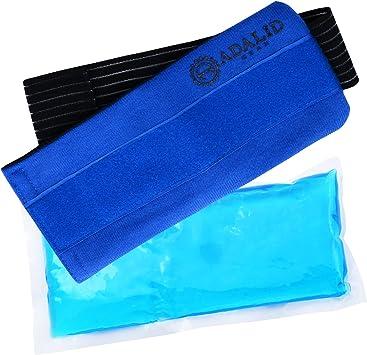 Alivio del dolor con Ice Pack con embalaje para terapia caliente y ...