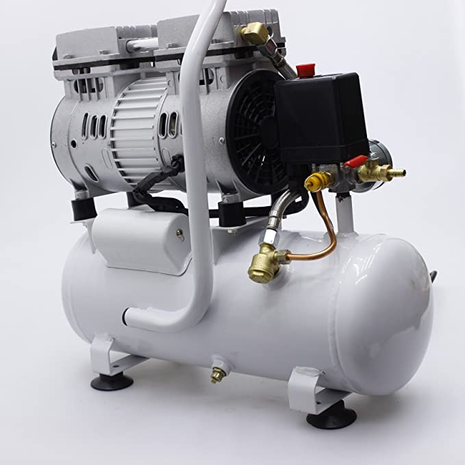 241183 silent type air compressor 65db 600w 9l for mobile garage rh amazon co uk