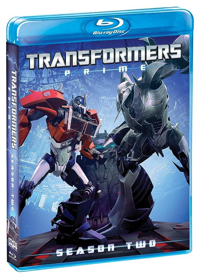 Transformers Prime: Season Two (4 Blu-Ray) [Edizione: Stati Uniti] [Alemania] [Blu-ray]