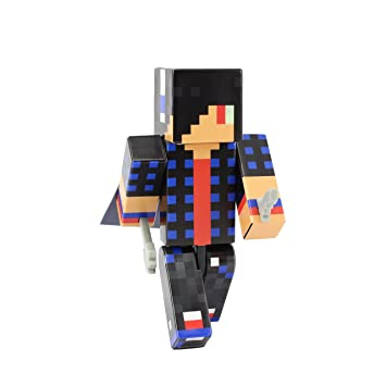 EnderToys DJ Boy Action Figure by [Producto Oficial De Minecraft]