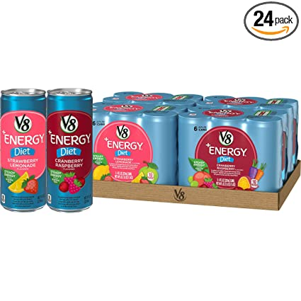 can i drink v8 on the keto diet