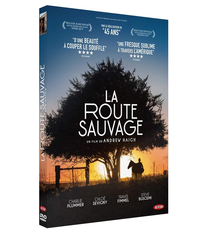 DVD du film La route sauvage