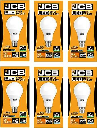 6W=40W LED CANDLE LAMP BC B22 ES E27