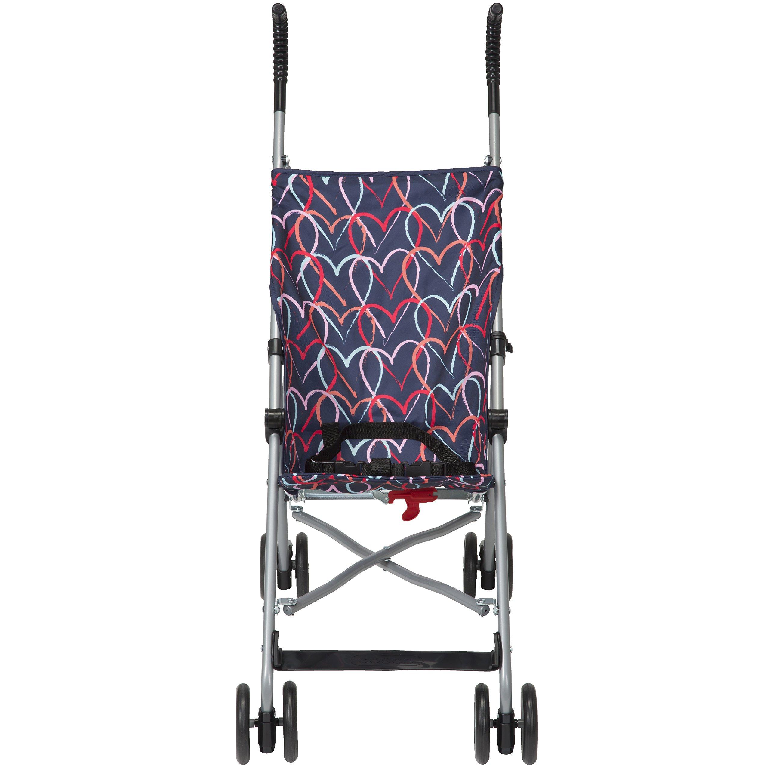 Cosco Umbrella Stroller, Chalk Hearts by Cosco (Image #3)